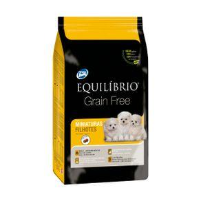Concentrado-para-perro-EQUILIBRIO-Cachorros-Raza-Pequeña-Grain-Free---1kg