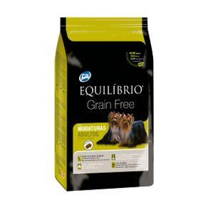 Concentrado-para-perro-EQUILIBRIO-Adultos-Raza-Pequeña-Grain-Free---1kg