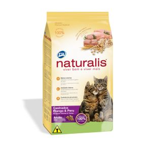 Concentrado-para-gato-NATURALIS-Adultos-Todas-las-Razas-CastradoPollo---3kg