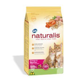 Concentrado-para-gato-NATURALIS-Adultos-Todas-las-Razas-Pollo---Vegetales---3kg
