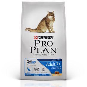 Concentrado-para-gato-Vital-Age-PRO-PLAN-Adultos-MayoresTodas-las-Razas-Pollo---1kg