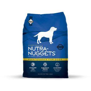 Concentrado-para-perro-mantenimientoNutra-Nuggets-Adultos-Todas-las-Razas-Pollo---3kg