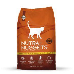 Concentrado-para-gato-professionalNutra-Nuggets-Adultos-Todas-las-Razas-Pollo---3kg
