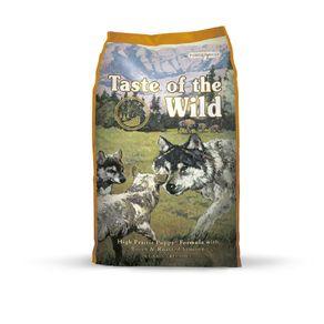 comida  para perro taste of the wild  bisonte
