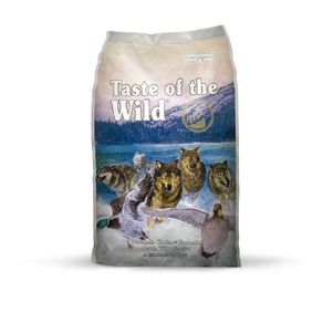 Concentrado-para-perroTASTE-OF-THE-WILD-Adultos-Todas-las-Razas-HollisticoPato---1kg