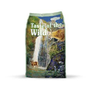 comida  para gato taste of the wild  venado