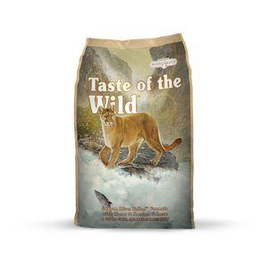 comida  para gato taste of the wild  salmon