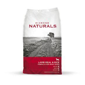 Concentrado-para-perro-Lamb---RiceDIAMOND-NATURALS-Adultos-Raza-Grande-Cordero---40lb