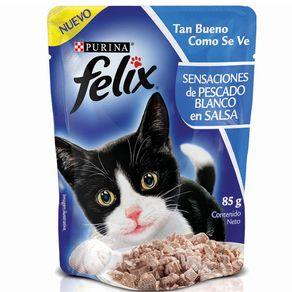 Snacks-para-gato-FELIX-SENSACIONES-de-Pescado-Blanco-en-SalsaPURINA----85gr