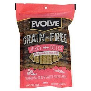 Snacks-para-perro-GRAIN-FREE-JERKY-SALMONEVOLVE--Salmon----340gr