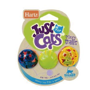 Juguetes-para-gato-Just-For-Cats-Pleotas-Surtida-X-3-Hartz-