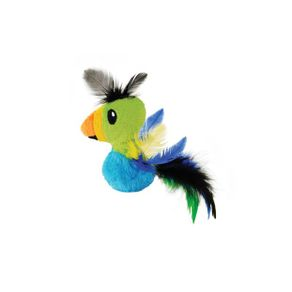 Juguetes-para-gato-Peluche-Feather-Toucan-Petstages-