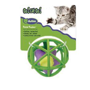 Juguetes-para-gato-Pelota-Furiosa-Flor-Go-Cat-Go-