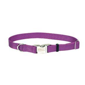 Collares-para-perro-Titan-Morado-Correa-Small-5-8--Coastal-Pet-
