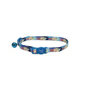 Collares-para-gato-Collar-Fashion-Peces-Azul-Coastal-Pet-