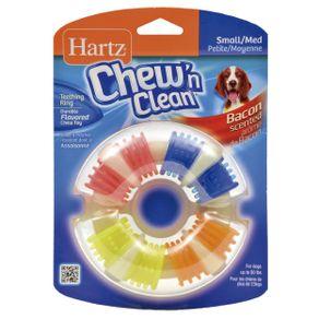 Juguetes-para-perro-Chew-Clean-Aro-Hartz-