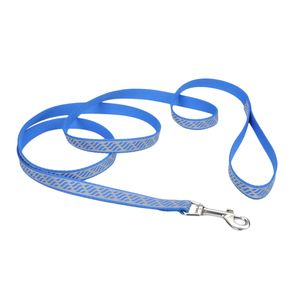Collares-para-perro-Lazer-Brite-Olas-Azul-Correa-X-Small-3-8--Coastal-Pet-