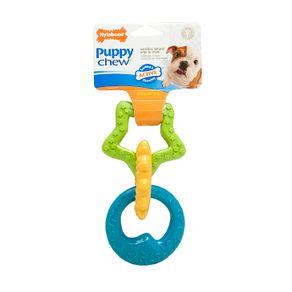Juguetes-para-perro-Puppy-Chew-Aros-Tocino-Nylabone-Cachorros-
