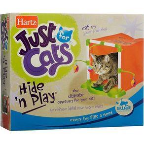 Rascadores-y-Gimnasios-para-gato-Just-For-Cats-Casa-Hide-N-Play-Hartz-
