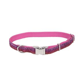 Collares-para-perro-Brillante-Rosado-Collar-Large-1--Coastal-Pet-