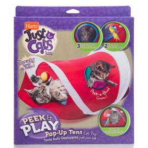 Rascadores-y-Gimnasios-para-gato-Just-For-Cats-Tunel-Peek-And-Play-Hartz-