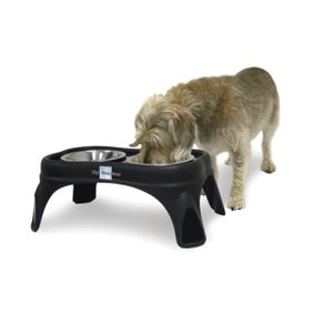 Comederos-para-perro-Comedero-Doble-Elevado-Hueso-8--Our-Pets-
