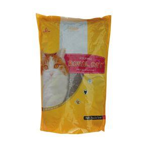 Arena-para-gato-Scoopable-Bolsa-Con-Olor-A-Talco-De-Bebe--Amarilla--Royal-Cat-4.5Kg