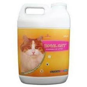 Arena-para-gato-Scoopable-Tarro-Con-Olor-A-Talco-De-Bebe-Royal-Cat-6.1Kg