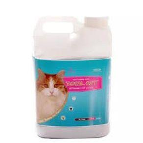 Arena-para-gato-Scoopable-Tarro-Sin-Olor-Royal-Cat-6.1Kg