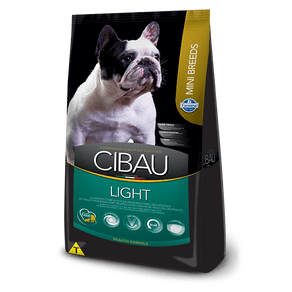 Alimento-para-perro-LIGHT-MINI-BREED-CIBAU-Todas-Raza-Pequena-Light-3kg