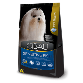 Alimento-para-perro-SENSITIVE-FISH-MINI-BREED-CIBAU-Todas-Raza-Pequena-Pescado-3kg