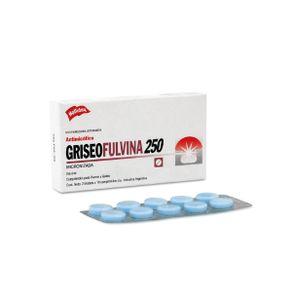 Antimicotico-Griseofulvina-250Mg-20Comp-Holliday