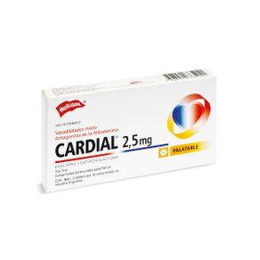 Cardioprotector-Cardial-B-25Mg-20Comp-Holliday