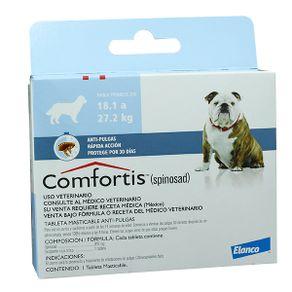 Antiparasitarios-Externos-Comfortis-Perros-De-181-Kilos---Gatos-De-27-Kilos-Elanco