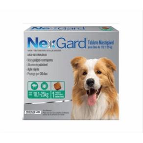 Antiparasitarios-Externos-Nexgard-Perros-10-25-Kl.-Merial