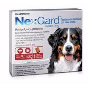 Antiparasitarios-Externos-Nexgard-Perros-25-50-Kl.-Merial