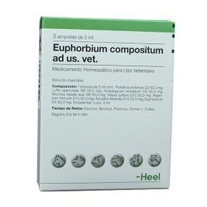 Homeopaticos-Euphorbium-Comp.-Ad-Us.-Vet.-Cj.-5-Ampollas-X-5-Ml-Heel