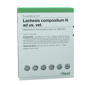 Homeopaticos-Lachesis-Comp.-Ad-Us.-Vet.-Cj.-5-Ampollas-X-5-Ml-Heel