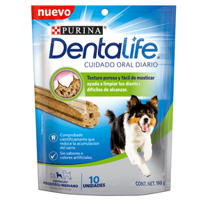 Snacks-para-perro-DENTALIFE-S-M-Dog-Treat-4XPURINA