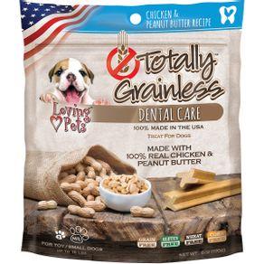 Snacks-para-perro-TOTALLY-GRAINLESS-DENTAL-POLLO-Y-MANTEQUILLA-MANI-SMALL-TOTALLY-GRAINLESS-Raza-Pequeña-