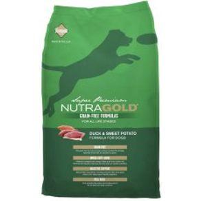 Alimento-para-perro-NG-GF-duck---sweet-potato-NUTRA-GOLD-GRAIN-FREE-todas-las-razas-grain-free-Pato
