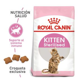 Alimento-Gato-ROYAL-CANIN-FHN-KITTEN-STERILISED-2KG
