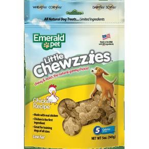 EMERALD-PET-DOG-SNACK-LITTLE-CHEWZZIES---POLLO