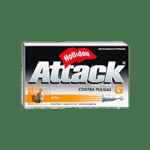 Antiparasitarios-Externos--Attack-Gatos-Gmp--05Ml-Holliday