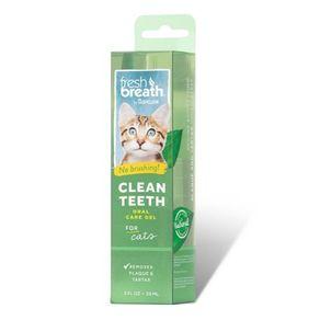 Higiene-Bucal-para-Gato-Gel-Dental-Fresh-Breath-TROPICLEAN-59ml