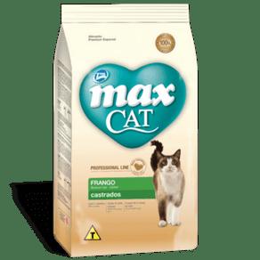 Alimento gato TOTAL MAX  Castrado 3kg