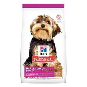 Concentrado-para-perro-TOY-BREED-L-B-HILL-S-Adultos-Raza-Pequeña-Cordero---4.5lb