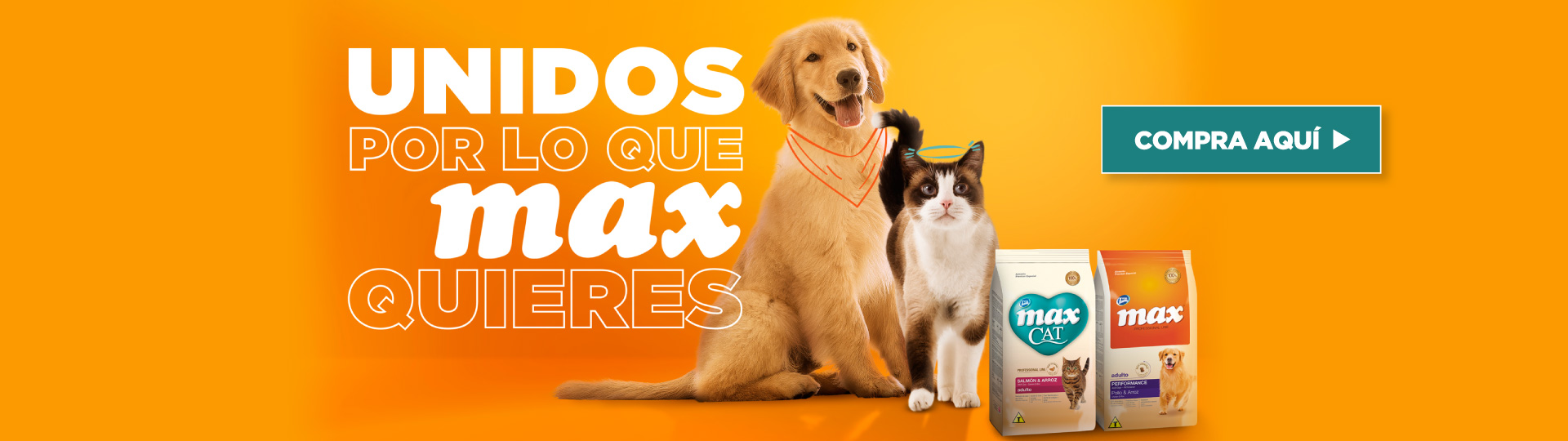 Alimento para mascotas MAX - Tienda de Mascotas Bogota HASTA NOV