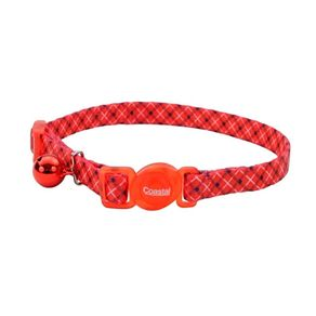 Collares-para-Gato-Coastal-Collar-Gato-Fashion-Rombos-Rojo