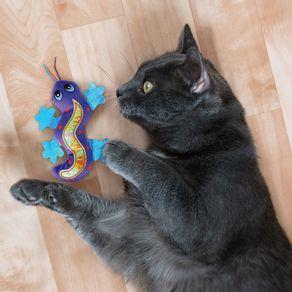Juguetes-para-Gato-Kong-Gato-Peluche-Buzz-Gecko